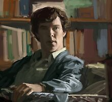Sherlock by Daniel Rodgers