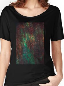 layers of color - four Women's Relaxed Fit T-Shirt