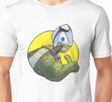 The Silver Turtle Unisex T-Shirt