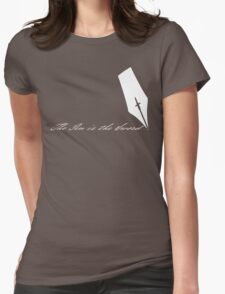 The pen is the Sword T-Shirt
