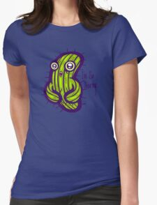 So Thorny Womens Fitted T-Shirt