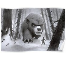 Vlad and Lev confront the Great Bear Poster