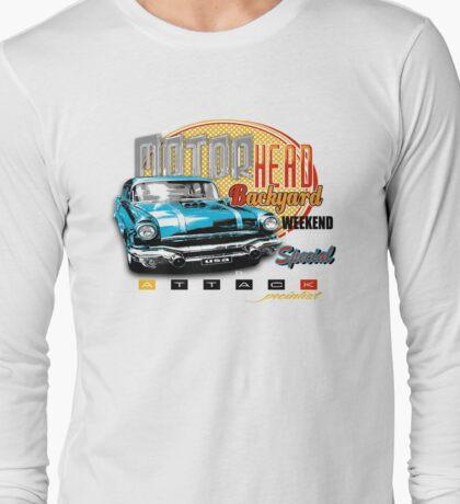 motorhead backyard Long Sleeve T-Shirt