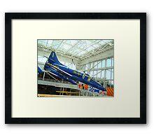 Blue Angels Jets #3 Framed Print