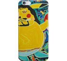 Gangster Pikachu iPhone Case/Skin