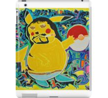 Gangster Pikachu iPad Case/Skin