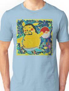 Gangster Pikachu Unisex T-Shirt