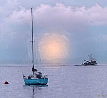 Sea Of Love by Gail Bridger