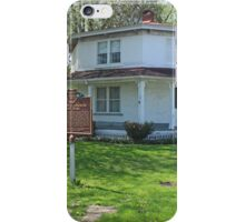 The Clarence Darrow Octagon House iPhone Case/Skin