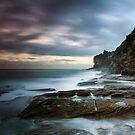 Dee Why Headland  by Tatiana R
