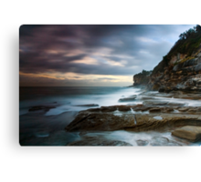 Dee Why Headland  Canvas Print
