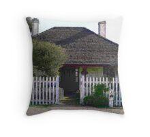 Matta House Throw Pillow