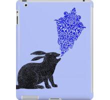 Rabbit Sings the Blues iPad Case/Skin
