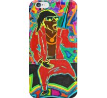 I Have A Dream Drinking Juice In South Central iPhone Case/Skin
