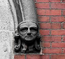 Stone-Faced  by Ethna Gillespie