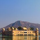 Jal Mahal by Arvind Balaraman