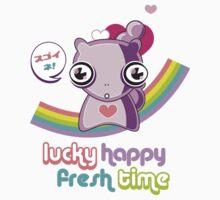 Lucky Happy Fresh Time [ スゴイ ネ! ] by Tiffany Atkin