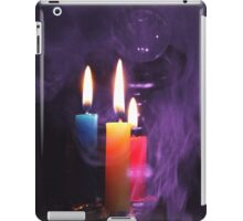 Crystal Ball and Candlelight iPad Case/Skin
