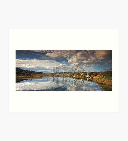 The Nature of Reality Art Print