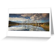 The Nature of Reality Greeting Card