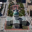 BirdsEye View, St. Louis, Missouri, by AnnDixon
