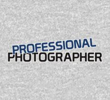 Professional Photographer #2 by Stephen Mitchell