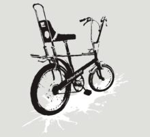 twisted wheels: chopper splash by fourfootsquare