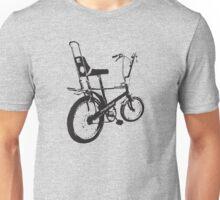 twisted wheels: black chopper Unisex T-Shirt