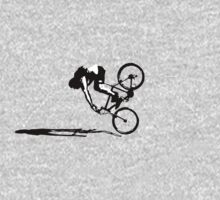 twisted wheels: crash One Piece - Long Sleeve