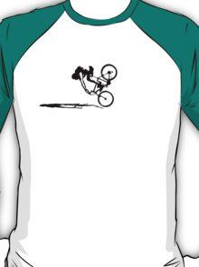 twisted wheels: crash T-Shirt