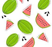 Watermelon by CHRISTALLE PISTOL