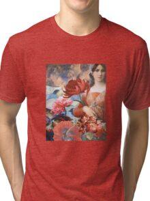 La Principessa Tri-blend T-Shirt