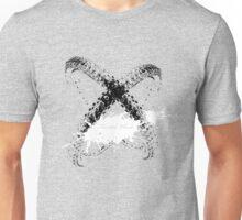 twisted wheels: tyre splash black Unisex T-Shirt