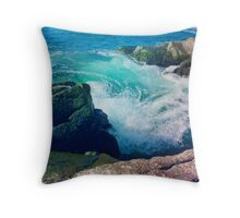 Spectral Pool ~ Photography Collection Throw Pillow