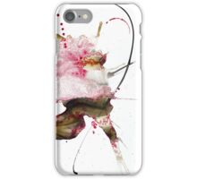Oil and Water #8 iPhone Case/Skin
