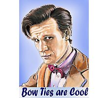 Bow Tie man Photographic Print
