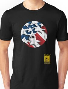 Stars n' Stripes ... Peace Unisex T-Shirt