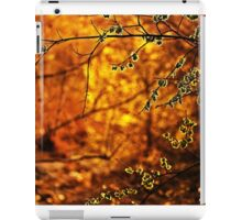 Backlit Branch II iPad Case/Skin