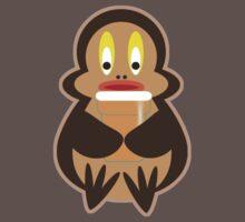Fuzzy Duck by Andre Clarke