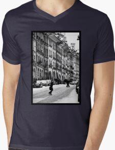 crossing Mens V-Neck T-Shirt