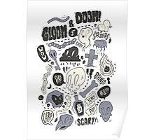 Doom & Gloom Alternative Poster