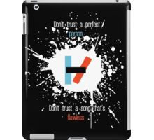 Twenty One Pilots - Perfect Person iPad Case/Skin