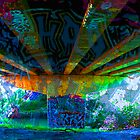 love - under a bridge by Christopher Birtwistle-Smith