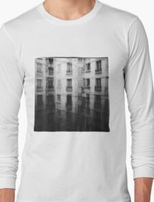 wall of worlds Long Sleeve T-Shirt