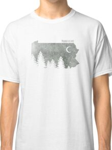 Probably Die Here Classic T-Shirt