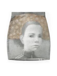 Inheritance (Pearl) Mini Skirt