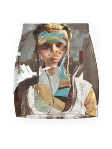 Ghosts of Women 8. Mini Skirt