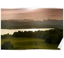 Above Windermere Poster