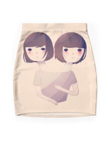 Sisters Mini Skirt