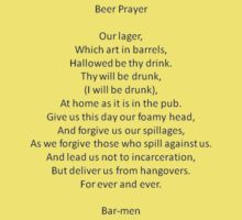 Barmen - Parody of the Lord's Prayer by taiche